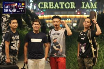 CREATOR JAM - Battle of the Bands 2017