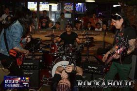 ROCKAHOLIC - Battle of the Bands 2017