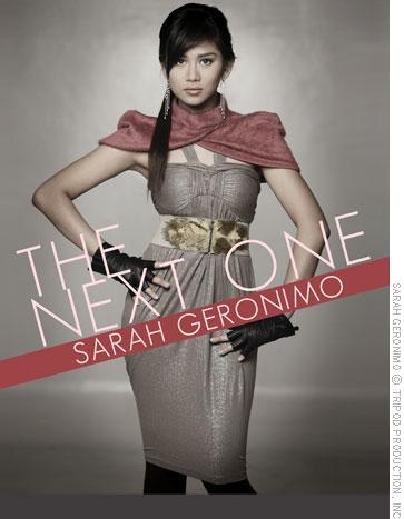 Sarah Geronimo The Next One Concert