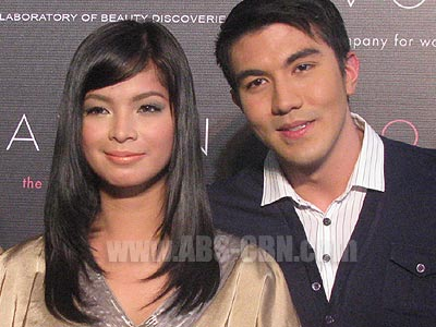 Angel Locsin and Luiz Manzano Misunderstanding