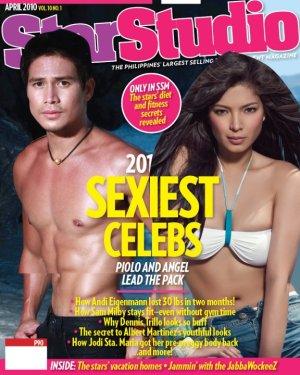 Star Studio Sexiest Celebs April Issue