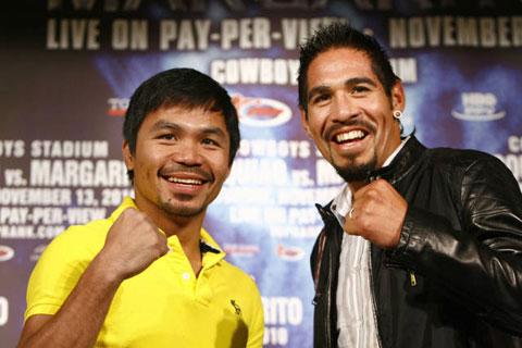 Manny Pacquiao vs Antonio Margarito Image