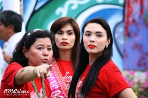 The Beautiful Mutya ng Dabaw Ladies