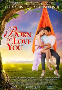 Born To Love You featuring Coco Martin and Angeline Quinto - now showing in the U.S!