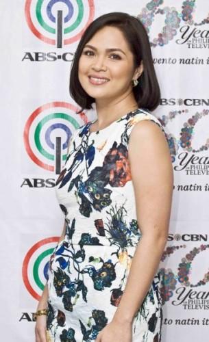 Judy Ann Santos renews contract with Kapamilya Network