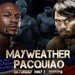 Mayweather - Pacquiao Boxing Fight
