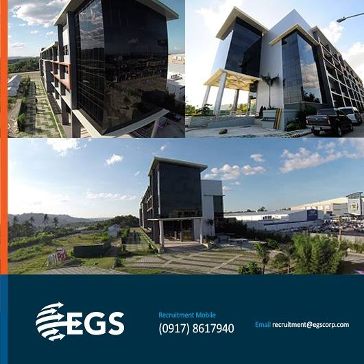 EGS Davao Recruitment