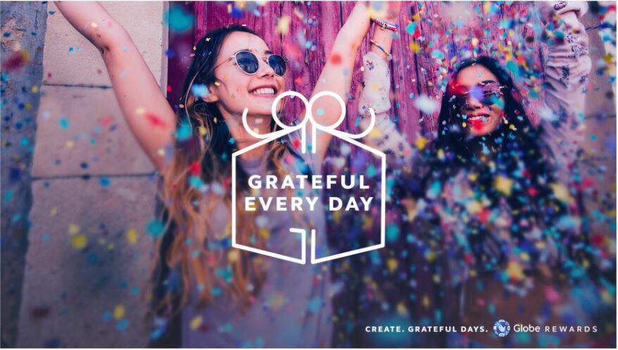 Big thanks, bigger perks on Globe 917 Day