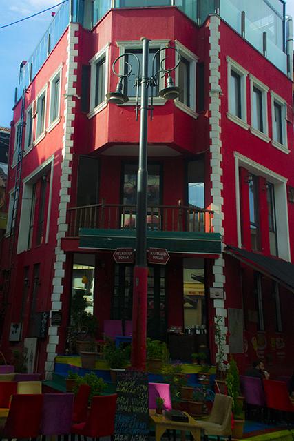 Ortaköy' ün Renkleri