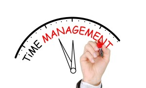 Time management support by Pinpoint Marketing