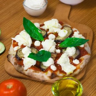 pinsa-parmigiana
