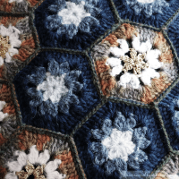 The Star Anise Blanket changed its Crochet Heart