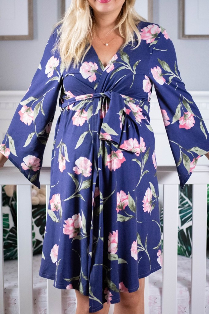 sewing the Grab & Go Robe