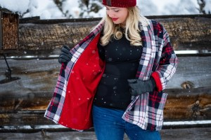 My second post with Minerva Crafts is up over on their blog today! I finally made myself a Wiksten Haori jacket, using some beautiful plaid wool. It's the perfect coat - it is pretty, warm, and it has GIANT pockets!