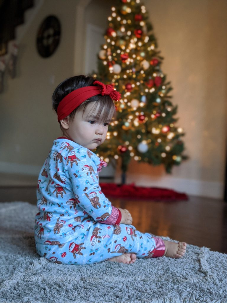 sewing Christmas Pajamas