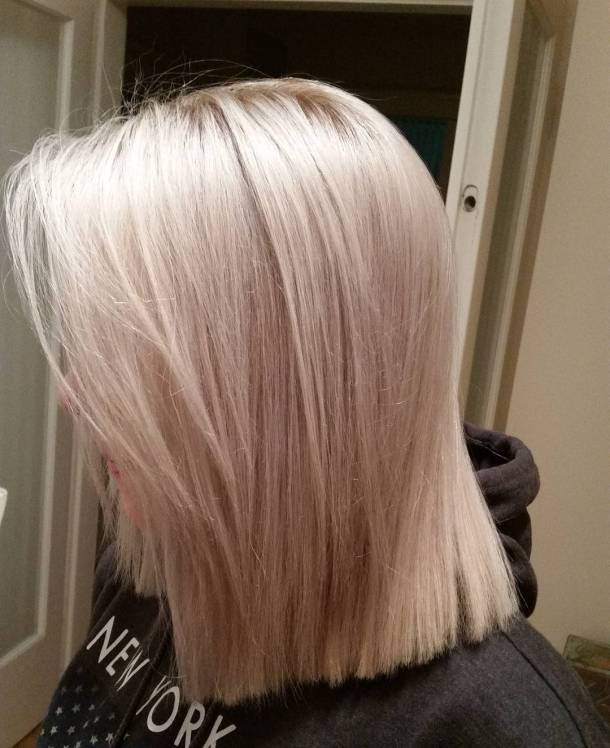 When you hair is Just perfect! subrina highlights blonde hairhellip