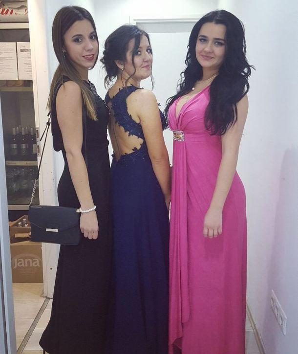 ineshuic arijanagucec girls longdresses wedding