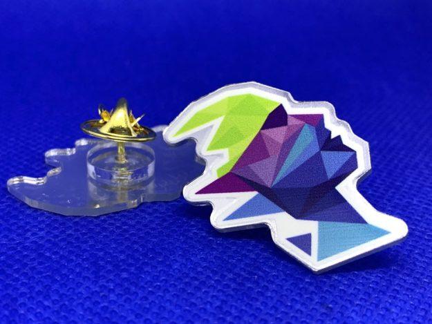 Custom Acrylic Pins