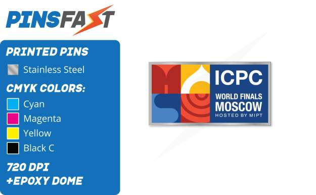ICPC Pins Fast
