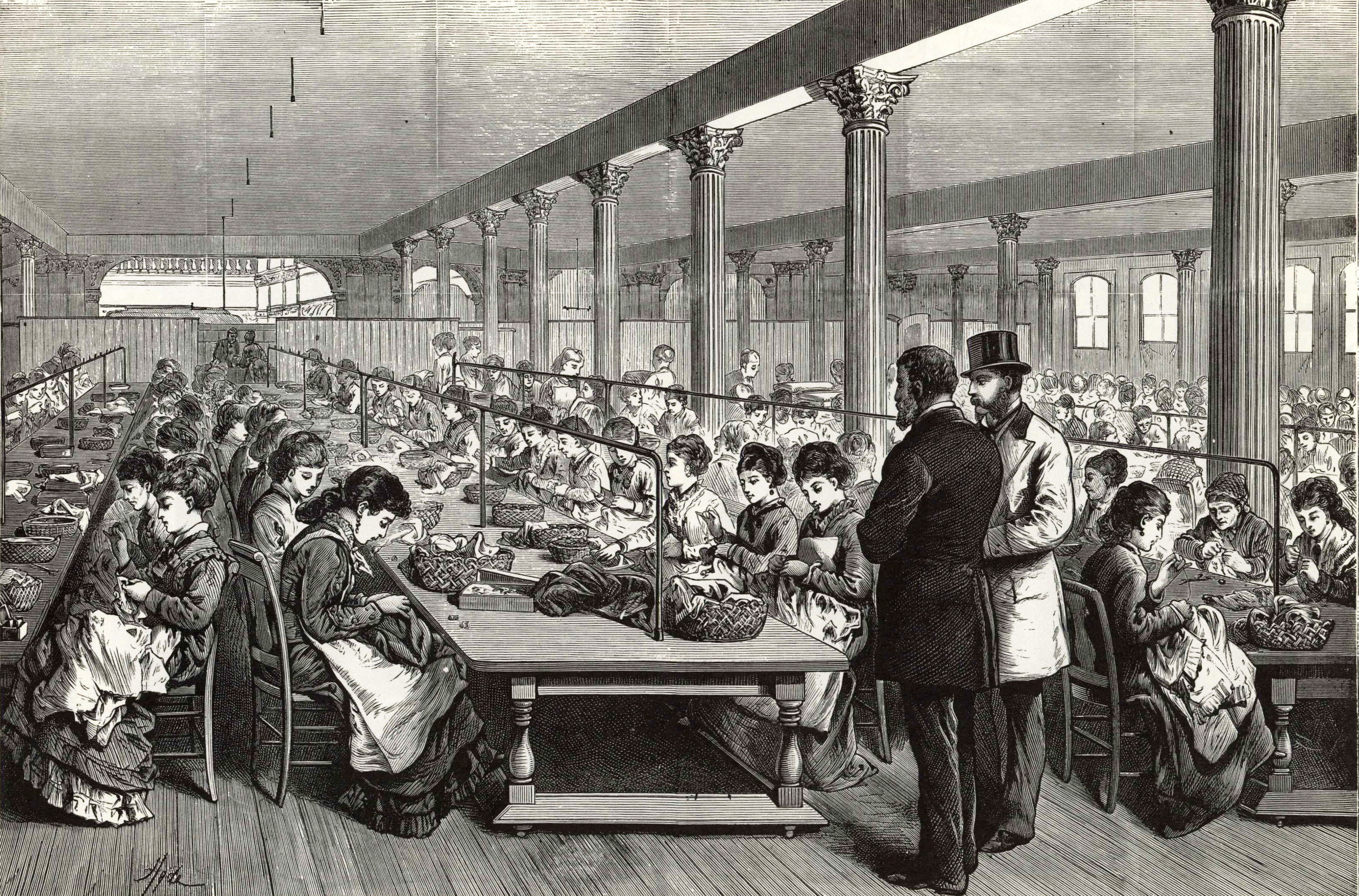 Industrial Revolution Facts That You May Not Have Read In