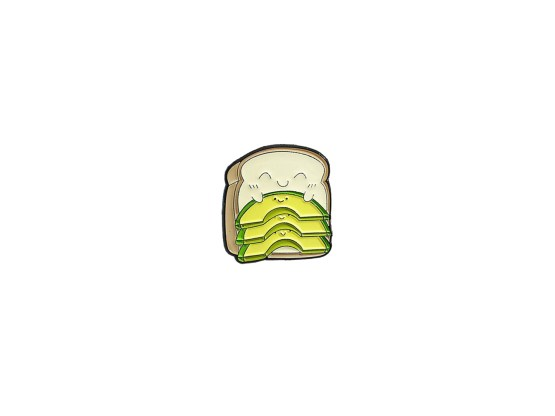 pin's toast avocat