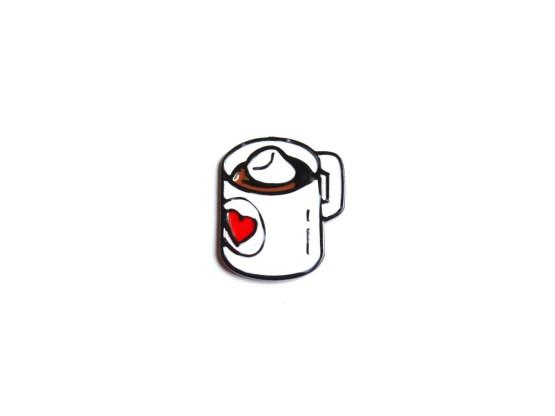 pin's café chamallow