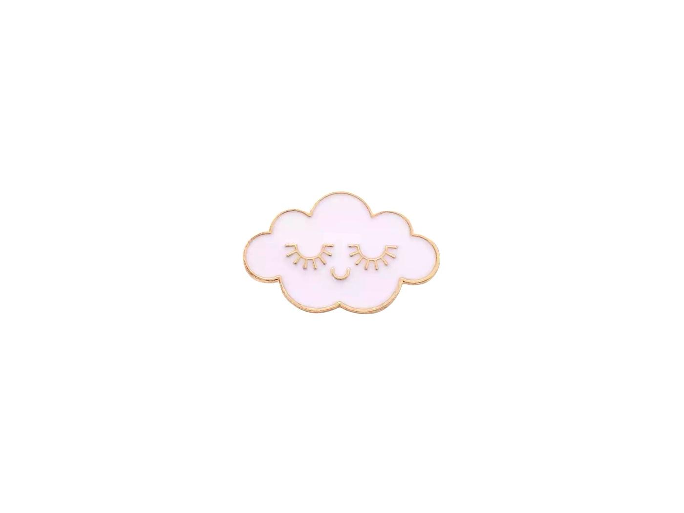 pin's nuage enfant