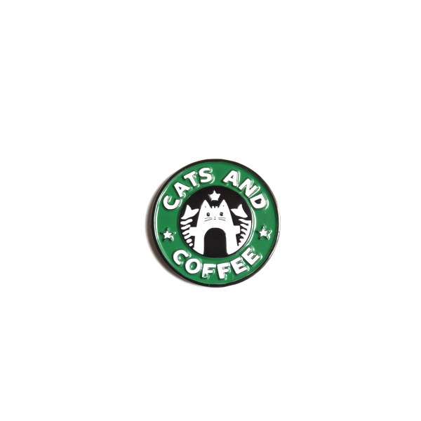 pin's cats and coffee