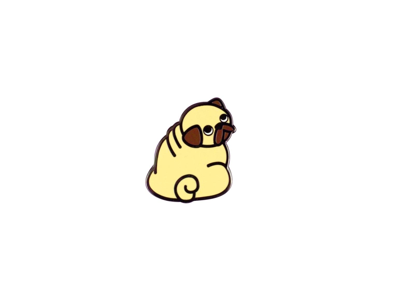 pin's chien carlin
