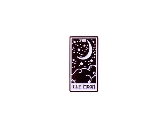 pin's tarot the moon