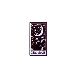 pin's tarot the moon