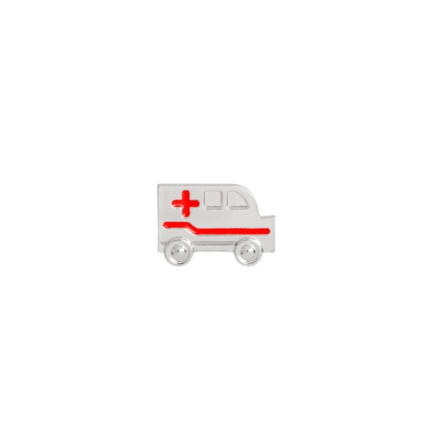 pin's ambulance argent