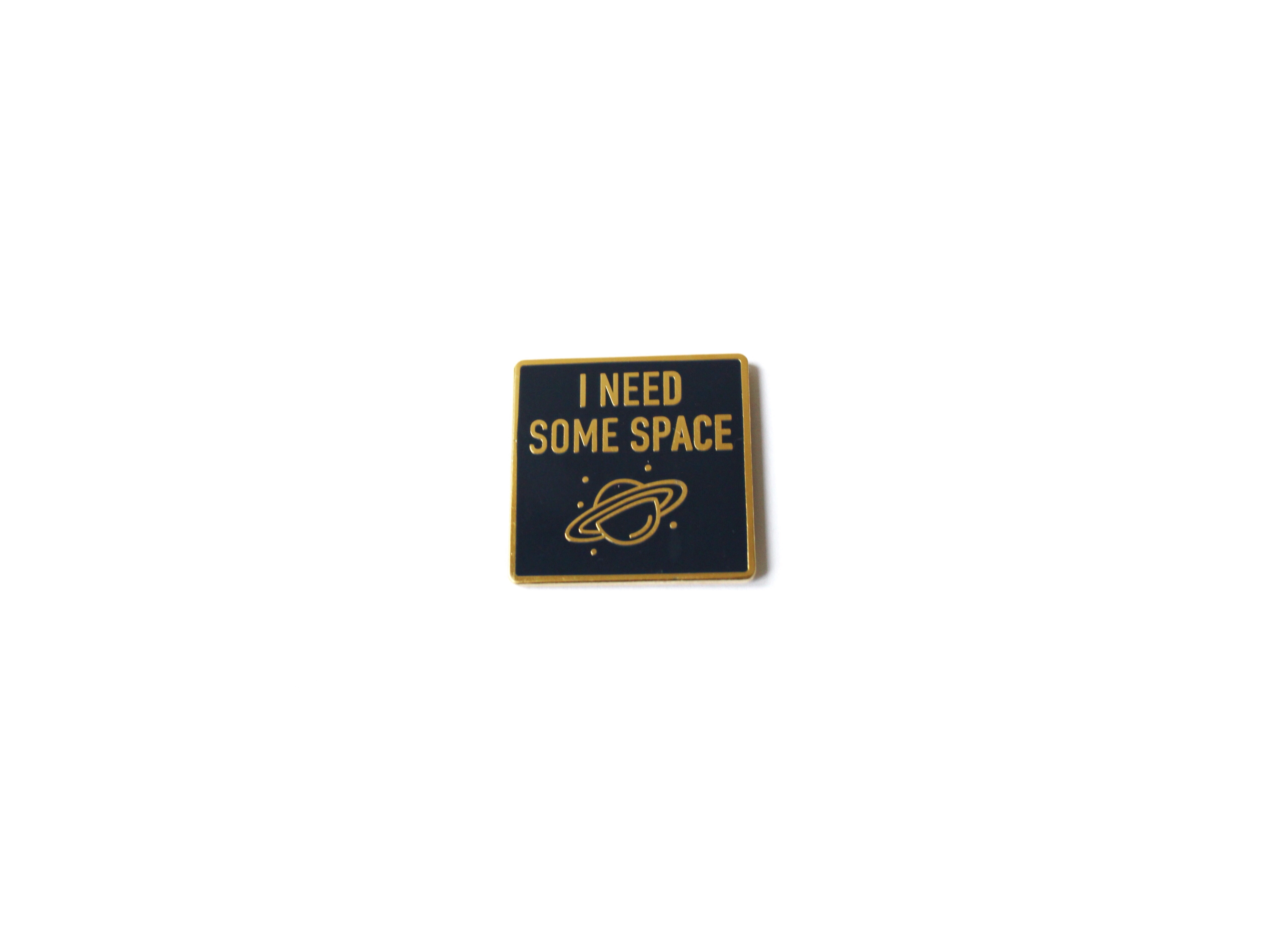 pin's need some space