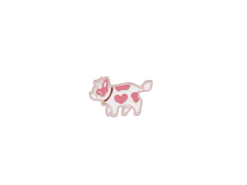 pin's vache