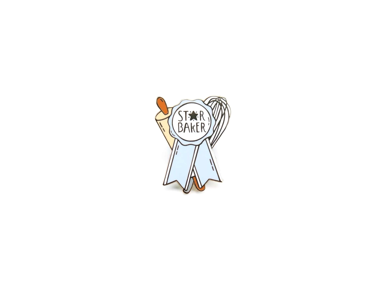 pin's star baker