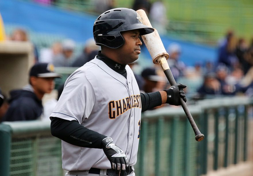 Charleston RiverDogss' Chris Gittens (Photo by Martin Griff)