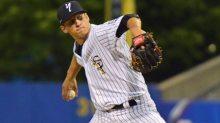 New York Yankees first round pick, 16th overall, James Kaprielian (Robert M Pimpsner/Pinstriped Prospects)