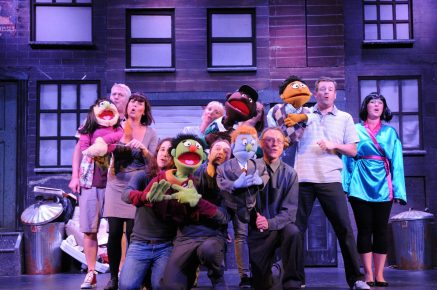 Welcome to Avenue Q!