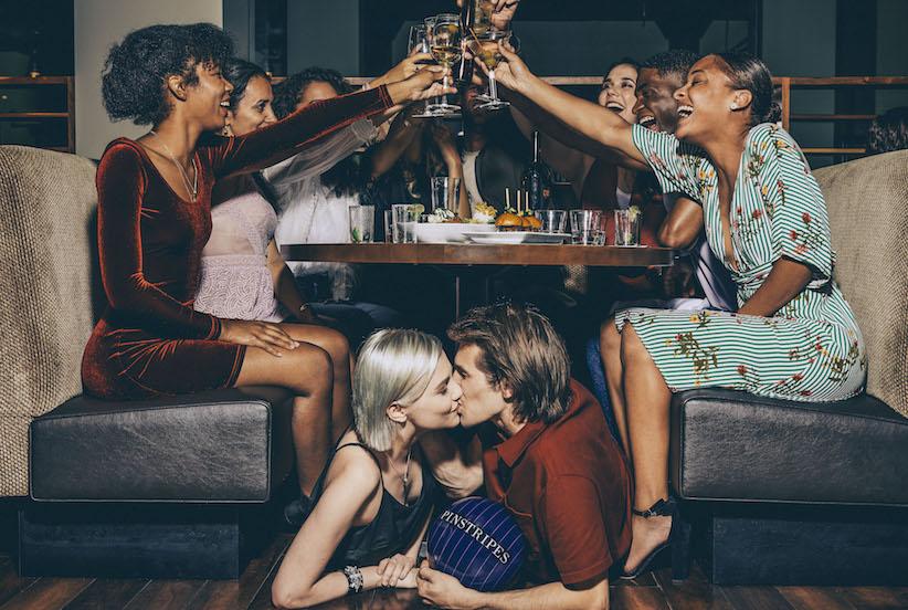 Houston Adult Birthday Parties Pinstripes