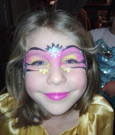 mascara niña2