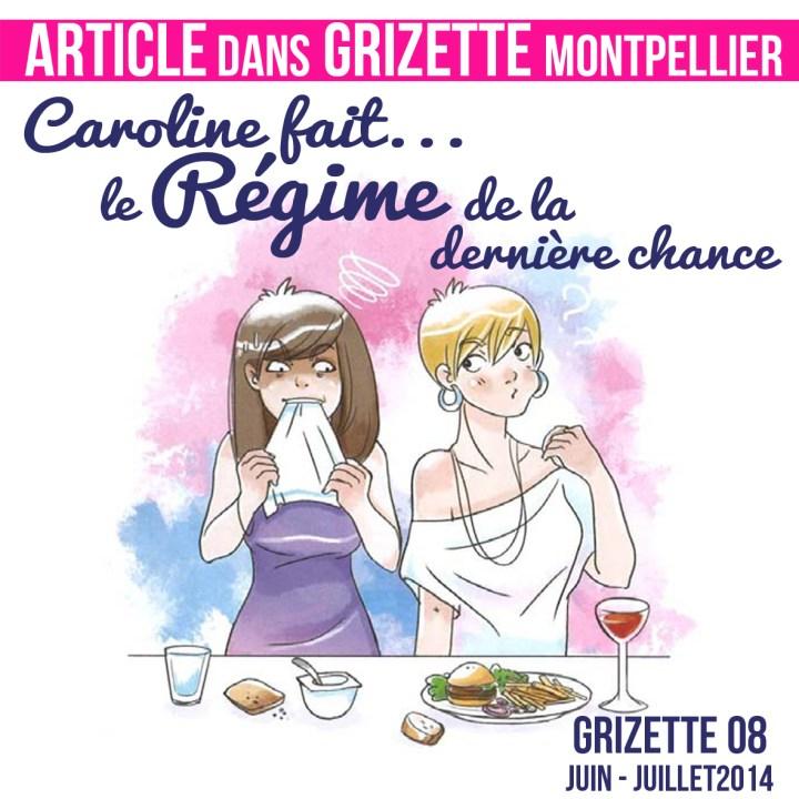 grizette-regime