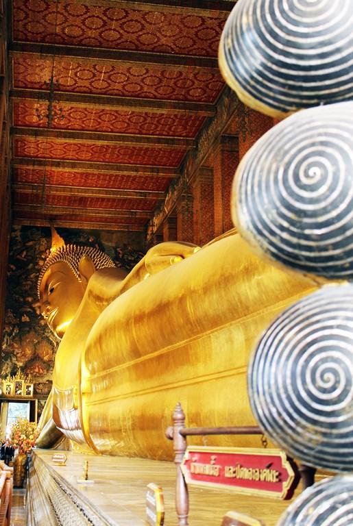 THAILANDE 2015 // WAT PHO, le temple du bouddha couché à BANGKOK