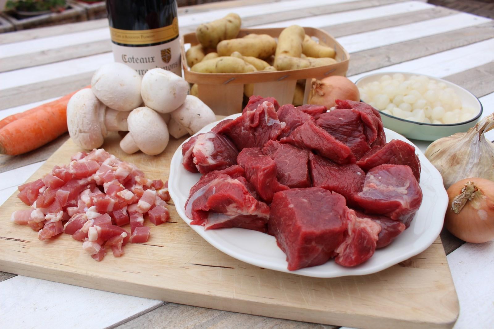RECETTE // Bœuf bourguignon, tradition française