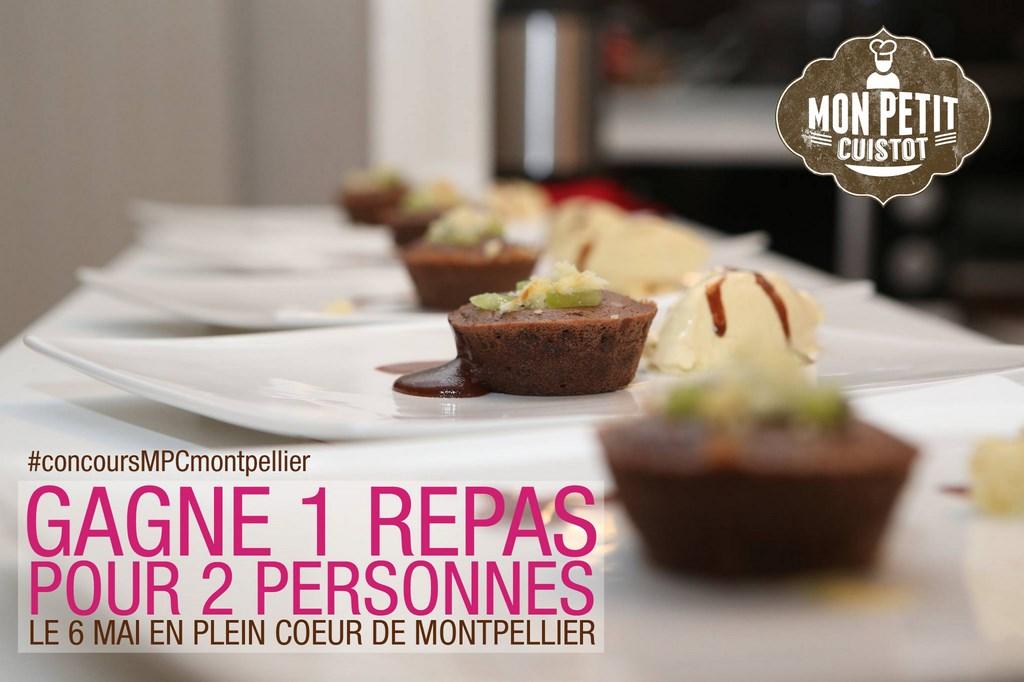CONCOURS // Mon Petit Cuistot