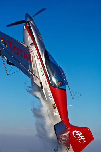 Je me suis envoyée en l'air… avec Thierry Amar d'ADRENALIN FLIGHTS