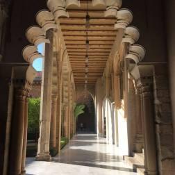 Palais de la Aljaferia - Saragosse