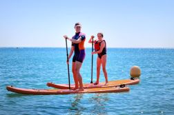 Bulle de Mer - Paddle Yoga