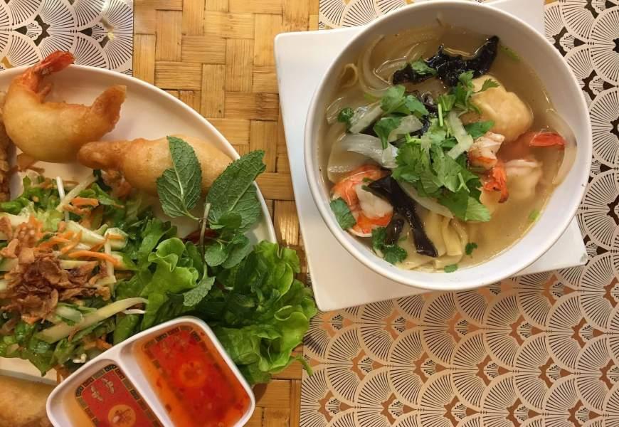 BOL D'OR // restaurant familial Thaï et Viet depuis plus de 37 ans à Montpellier