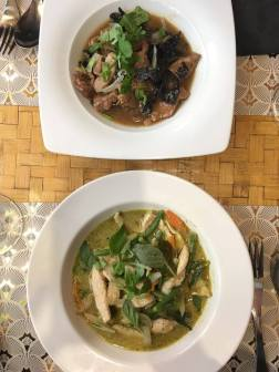 Curry vert - Bol d'Or Montpellier