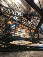 La Remontée du lustre de l'Opera Montpellier